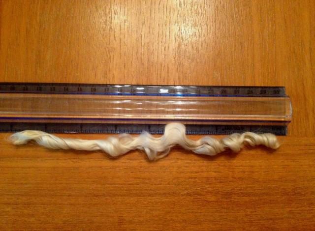A single Teeswater lock